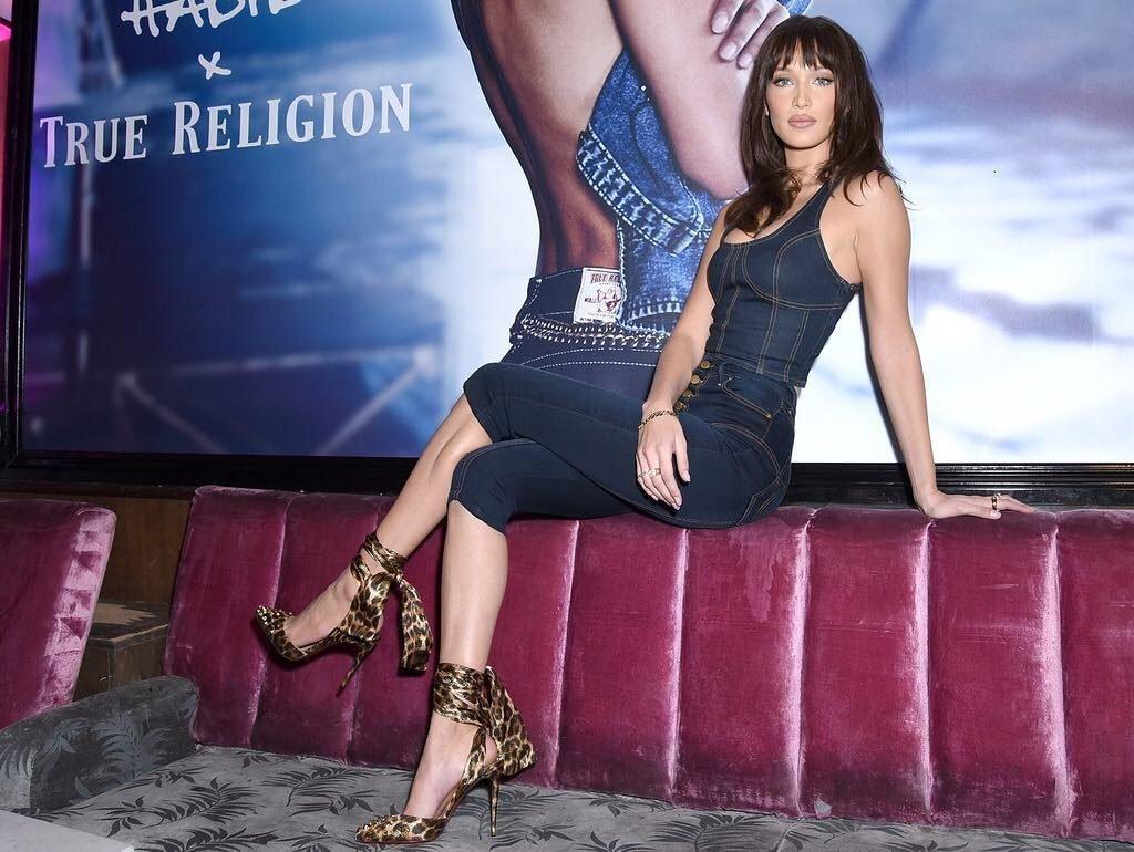 Bella Hadid Sexy (84 Photos)