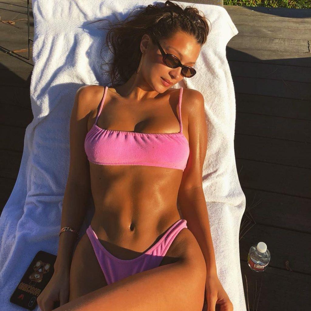 Bella Hadid Sexy (79 Photos)