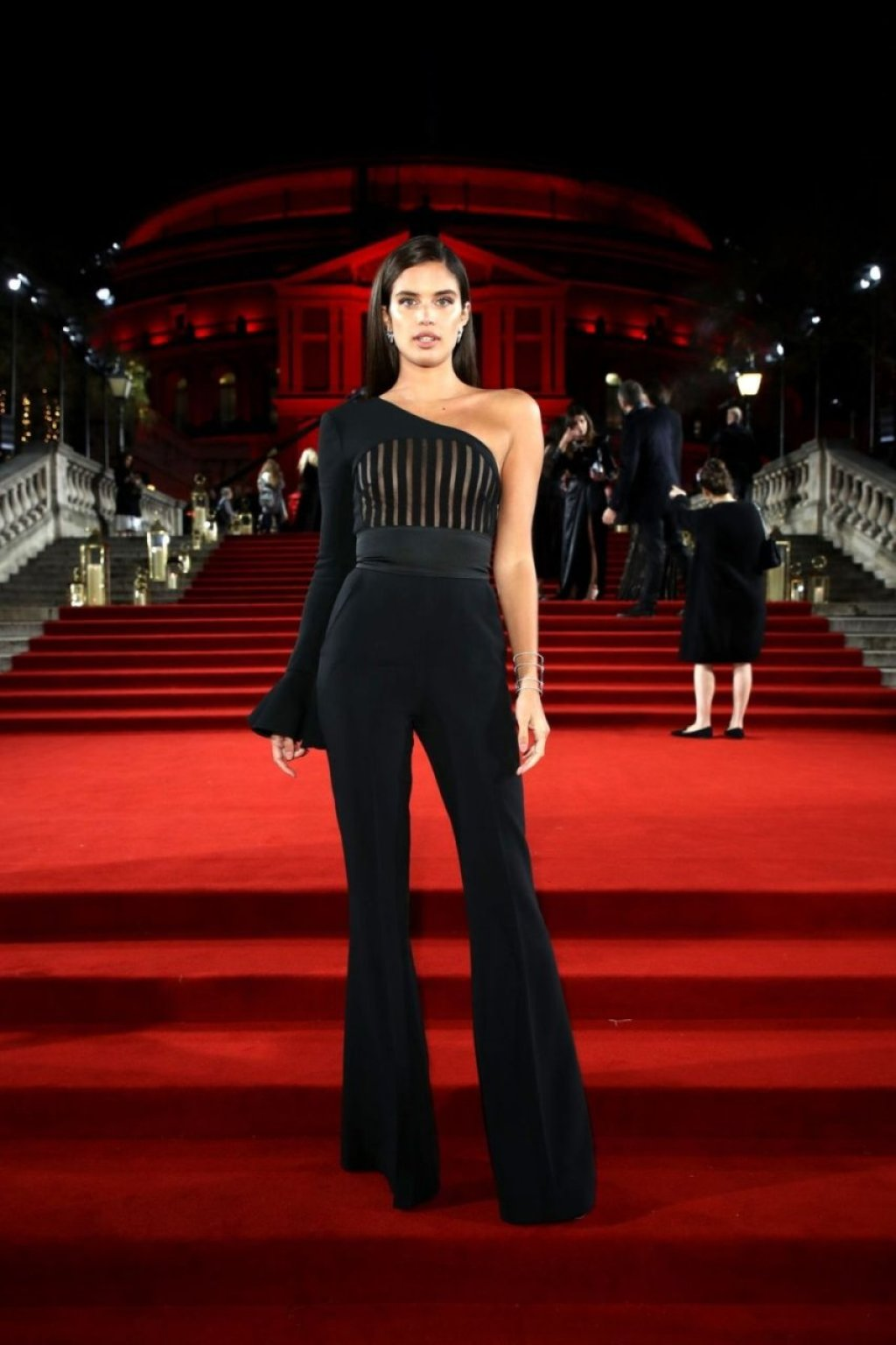 Sara Sampaio See Through (22 Photos)