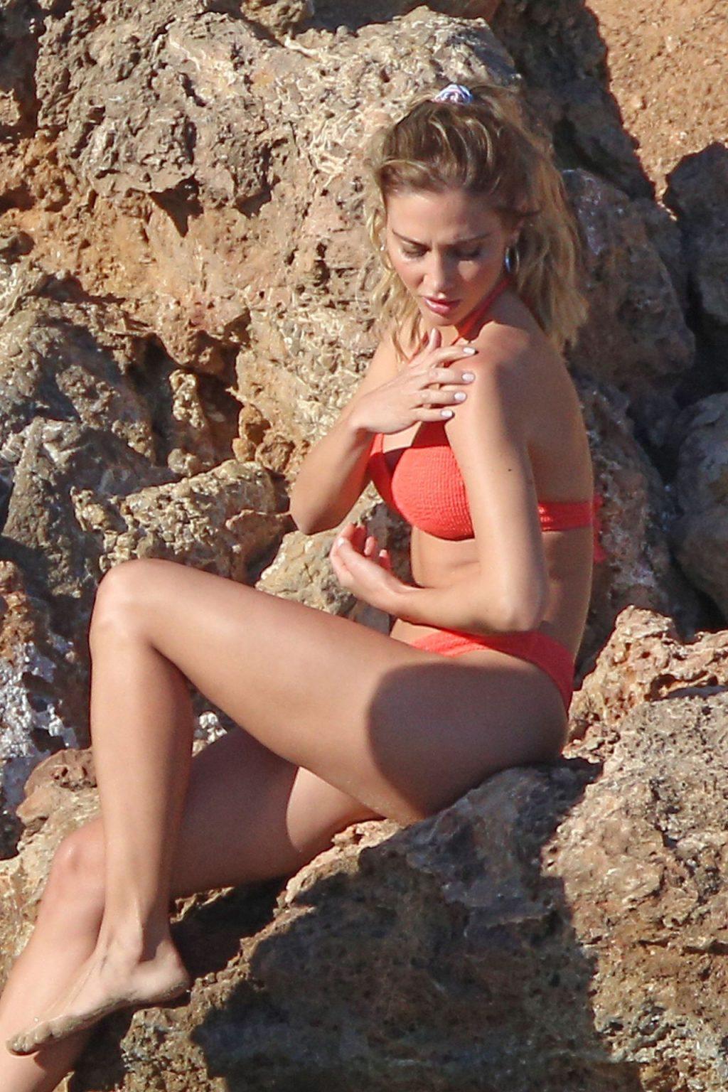 Ann-Kathrin Götze, Farina Opoku Sexy (98 Photos)