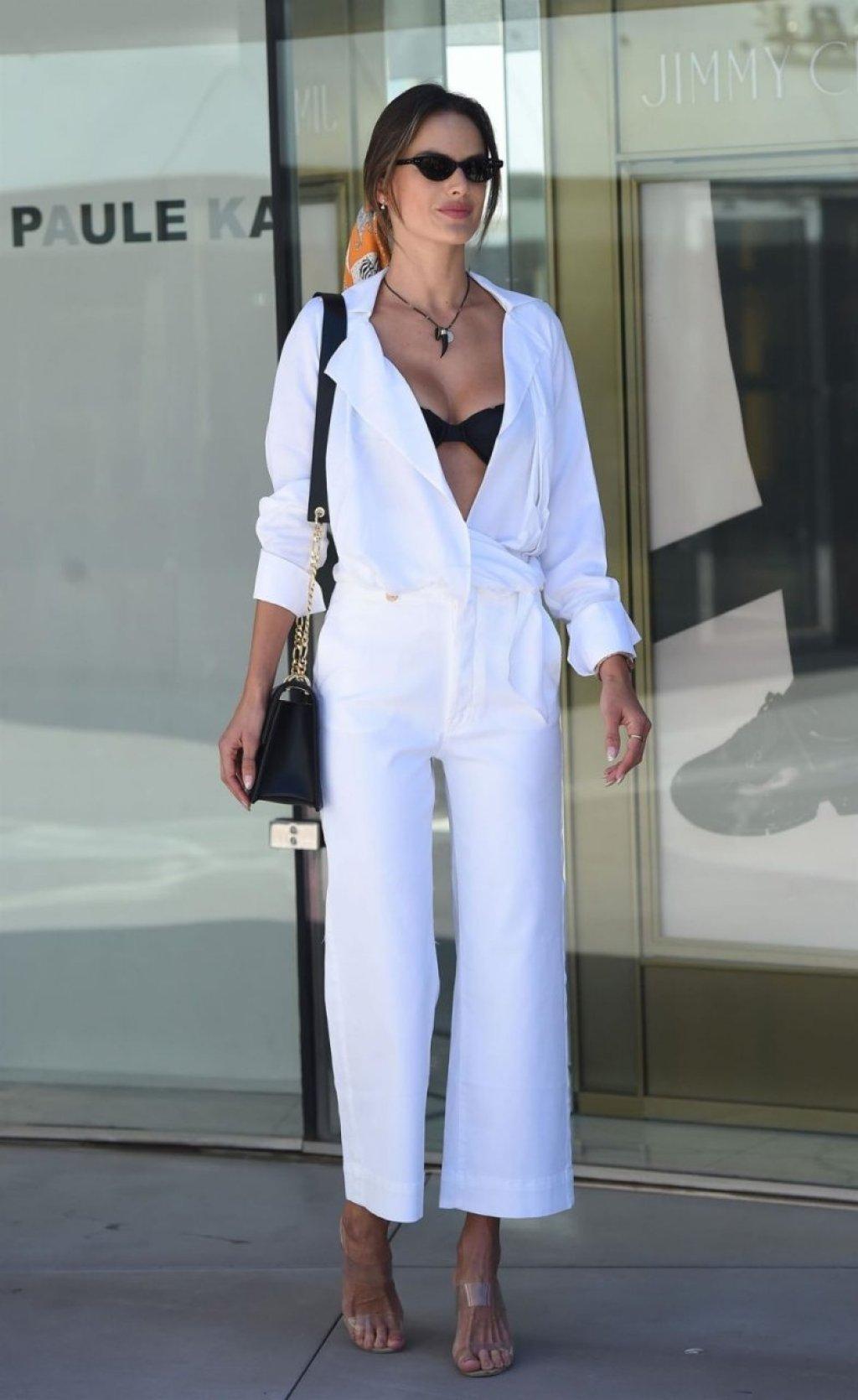 Alessandra Ambrosio Sexy (45 New Photos)