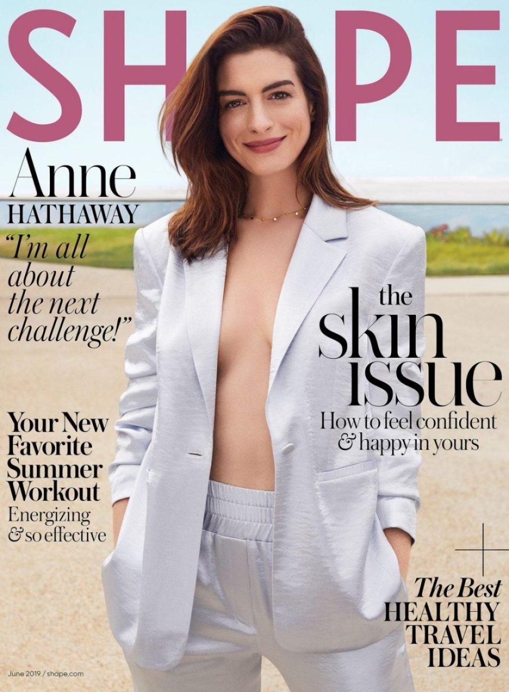 Anne Hathaway Sexy (7 Photos)