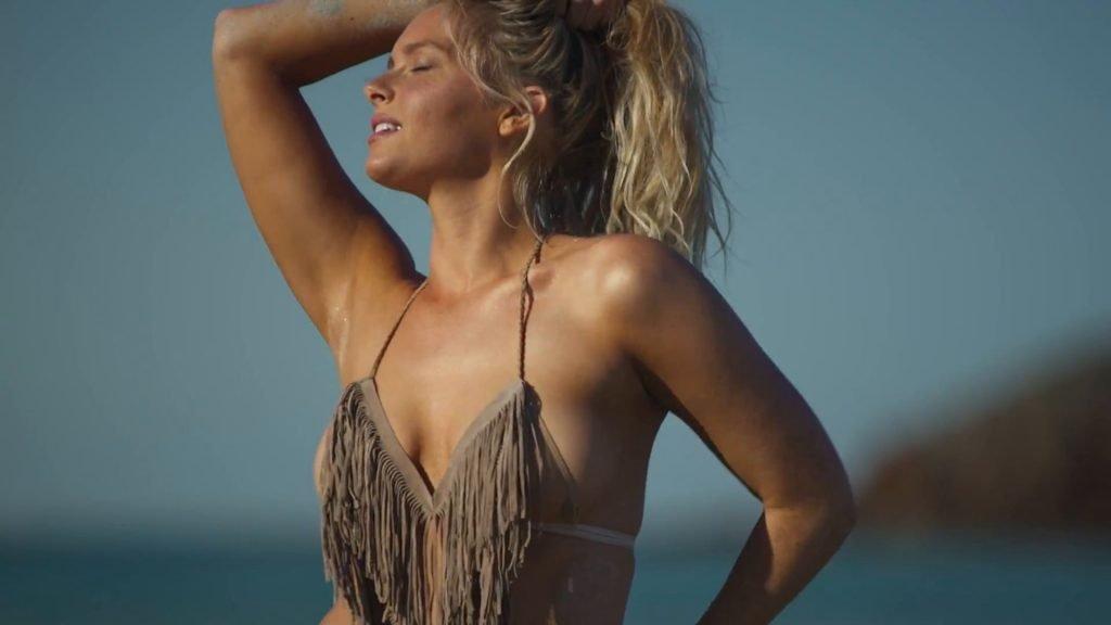 Camille Kostek See Through & Sexy (60 Photos + Video)
