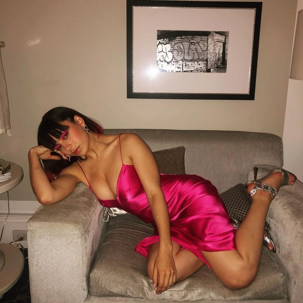 Charli XCX See Through & Sexy (19 Photos + Videos)
