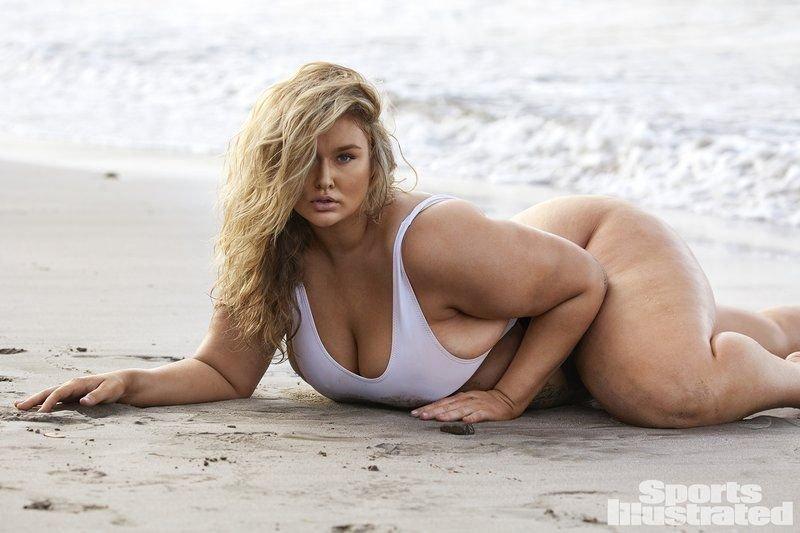 Hunter McGrady Sexy  Topless 44 Photos  Video