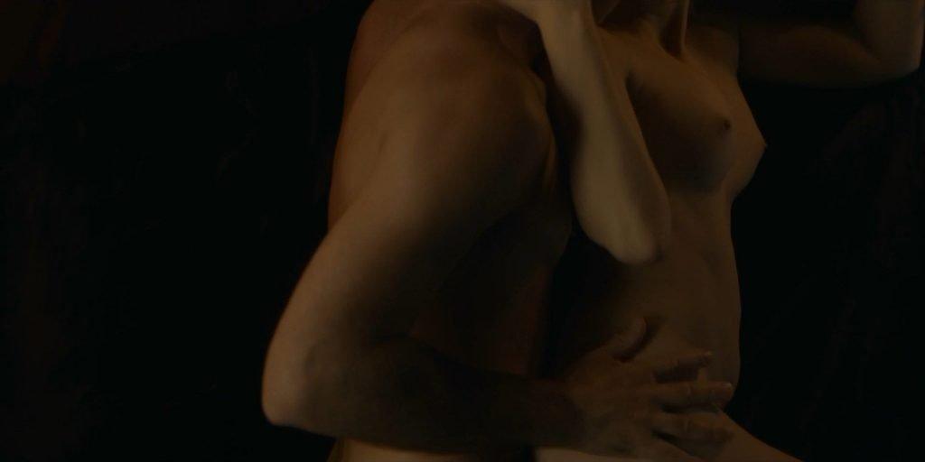 Bella Heathcote Nude – Strange Angel (10 Pics + GIF & Video)
