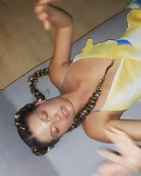 Chanel West Coast Nip Slip (10 Pics + GIF & Video)