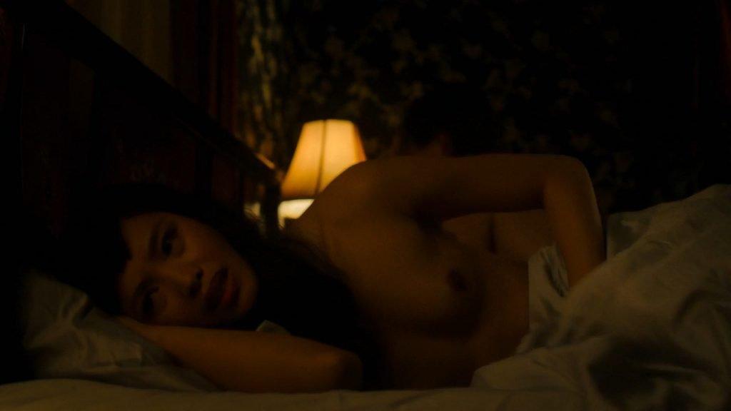 Charlene Almarvez Nude – City on a Hill (10 Pics + GIF & Video)