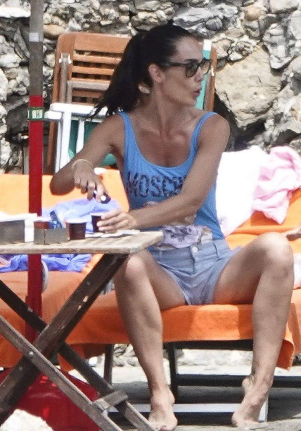 Silvia Toffanin Sexy (9 Photos)