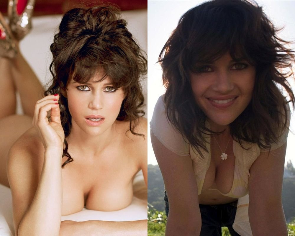 Carla Gugino Nude Ultimate Compilation (New Video)