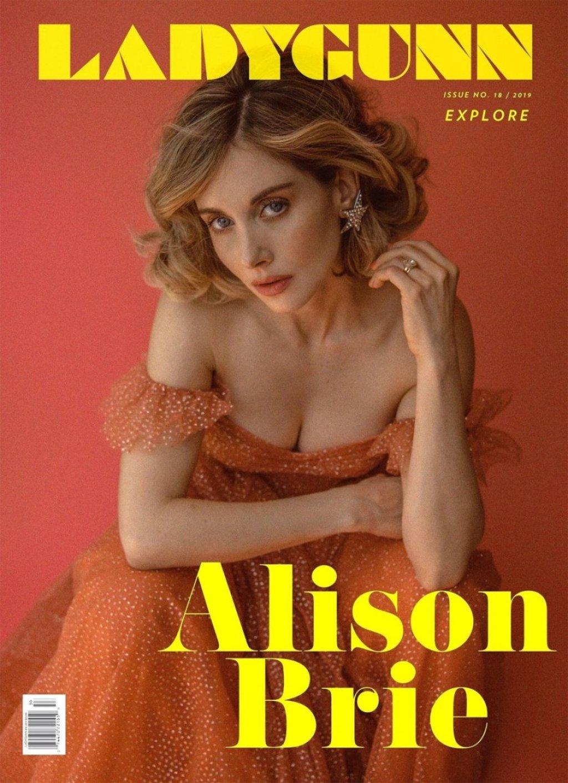 Alison Brie Sexy (9 New Photos)
