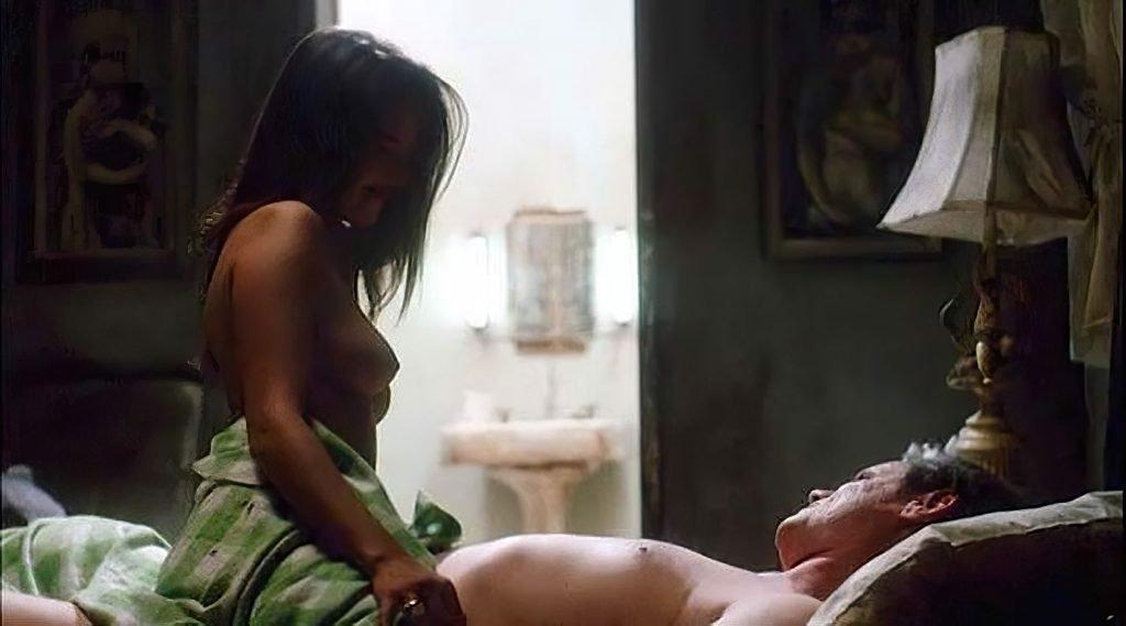 Leslie Bega Nude Sex Scene – Uncaged (6 Pics + GIF & Video)