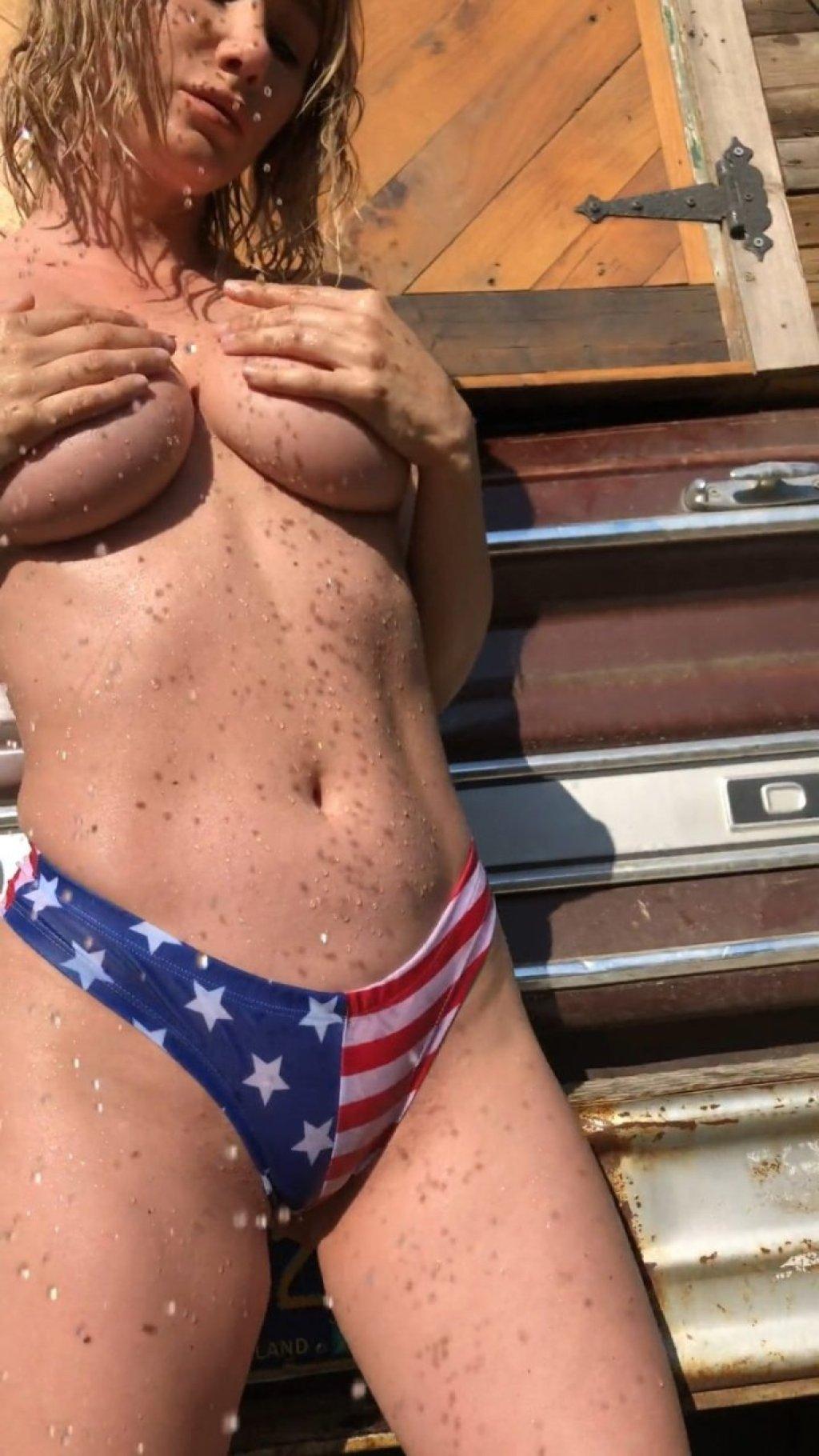 Sara Underwood Topless (18 Pics + GIFs & Video)