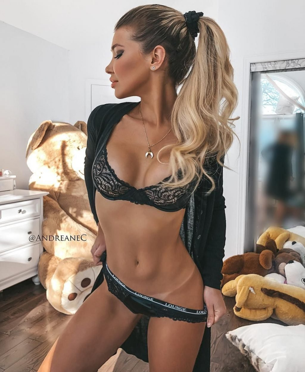 Andreane Chamberland Nude & Sexy (66 Photos)