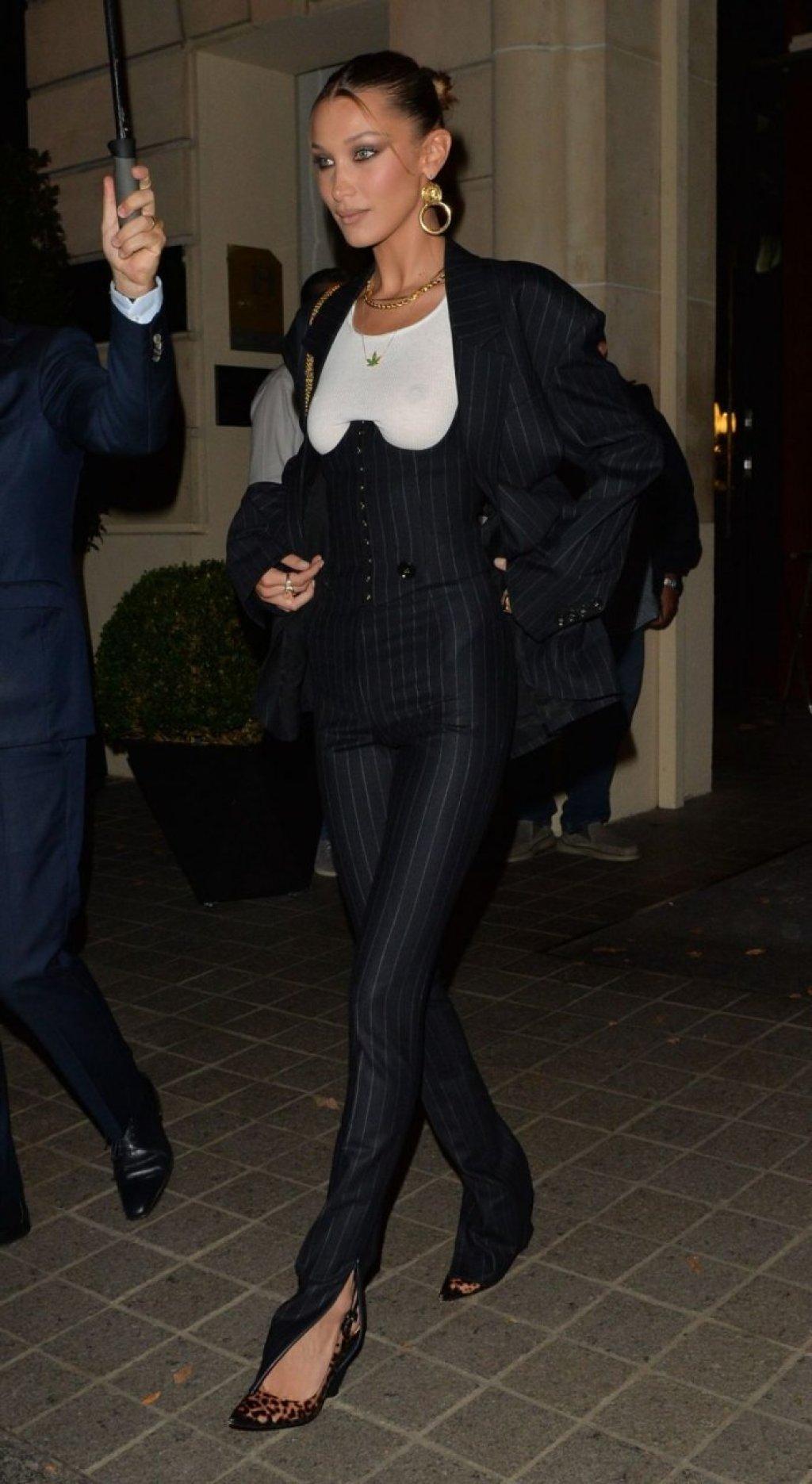 Bella Hadid See Through (15 New Photos)