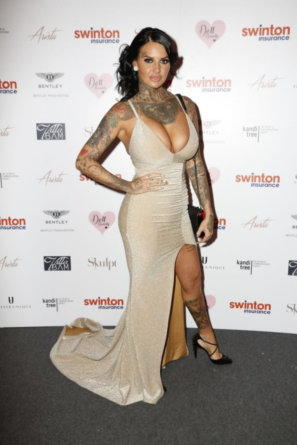 Jemma Lucy Sexy (14 Hot Photos)