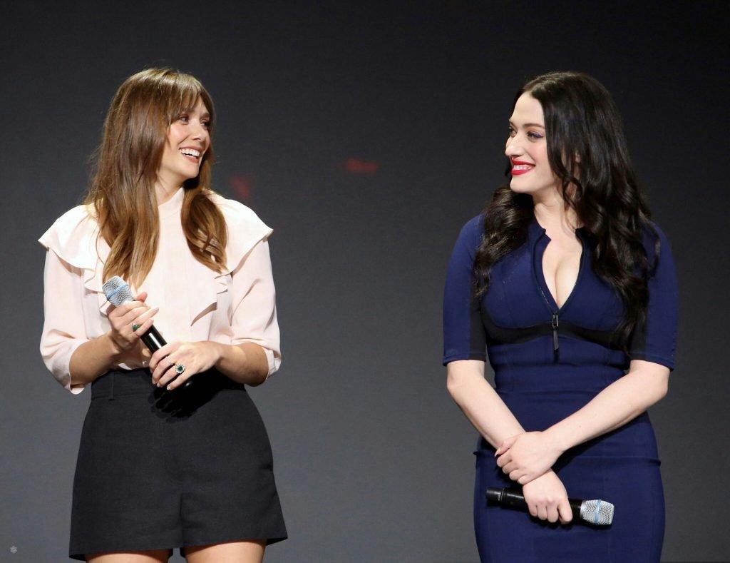 Kat Dennings Sexy (16 Photos)