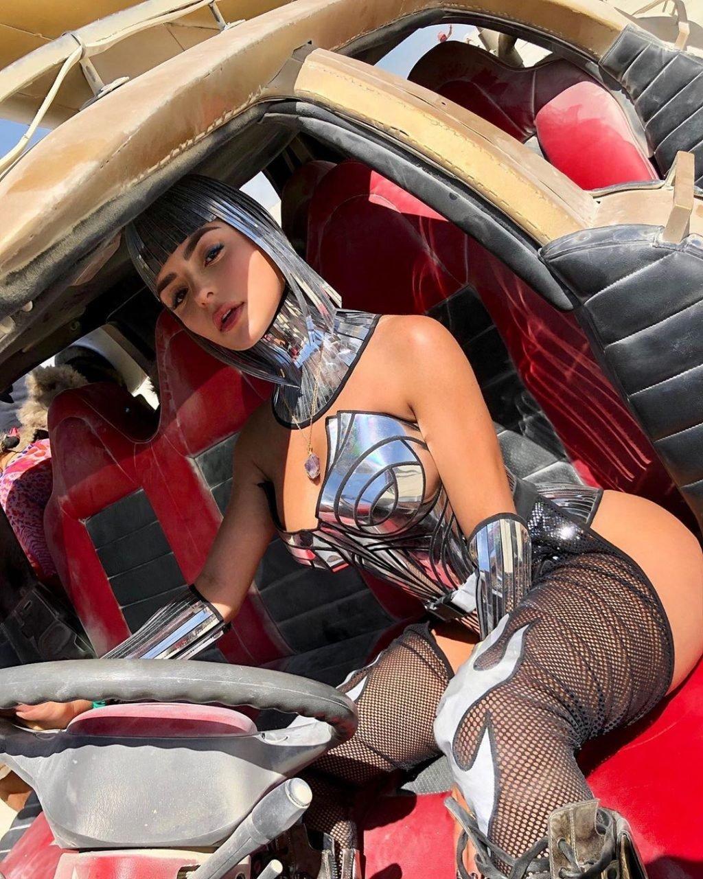 Demi Rose Sexy (37 Photos + Video)