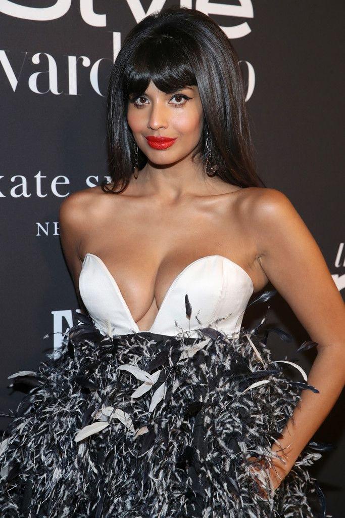 Jameela Jamil Sexy (10 Photos)