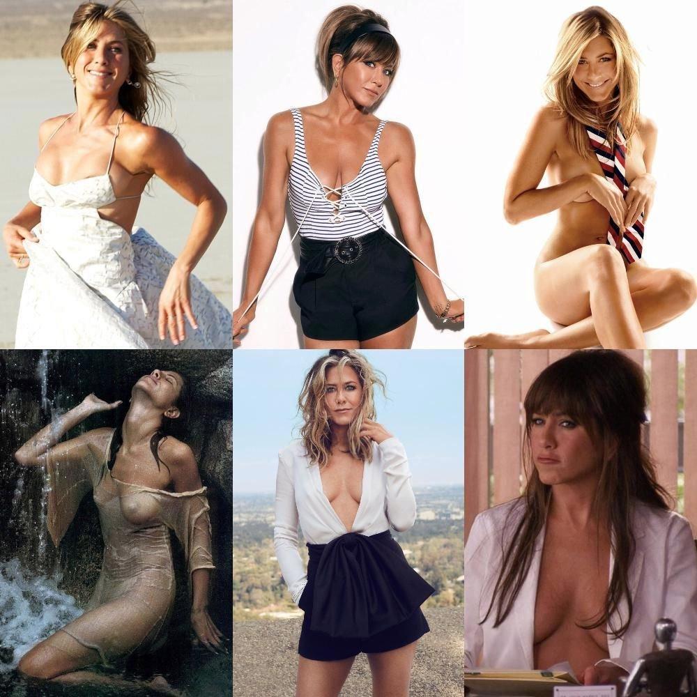 Jennifer Aniston Nude & Sexy (1 Photo)