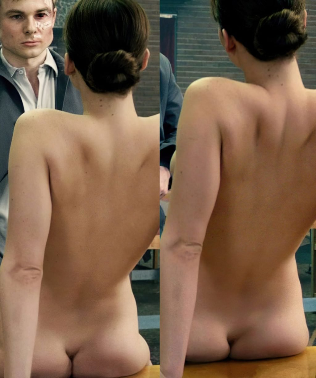 Jennifer Lawrence Nude Tits And Ass (3 Photos)