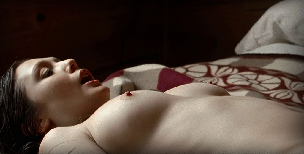 Elizabeth Olsen Nude AI Enhanced (12 Photos)