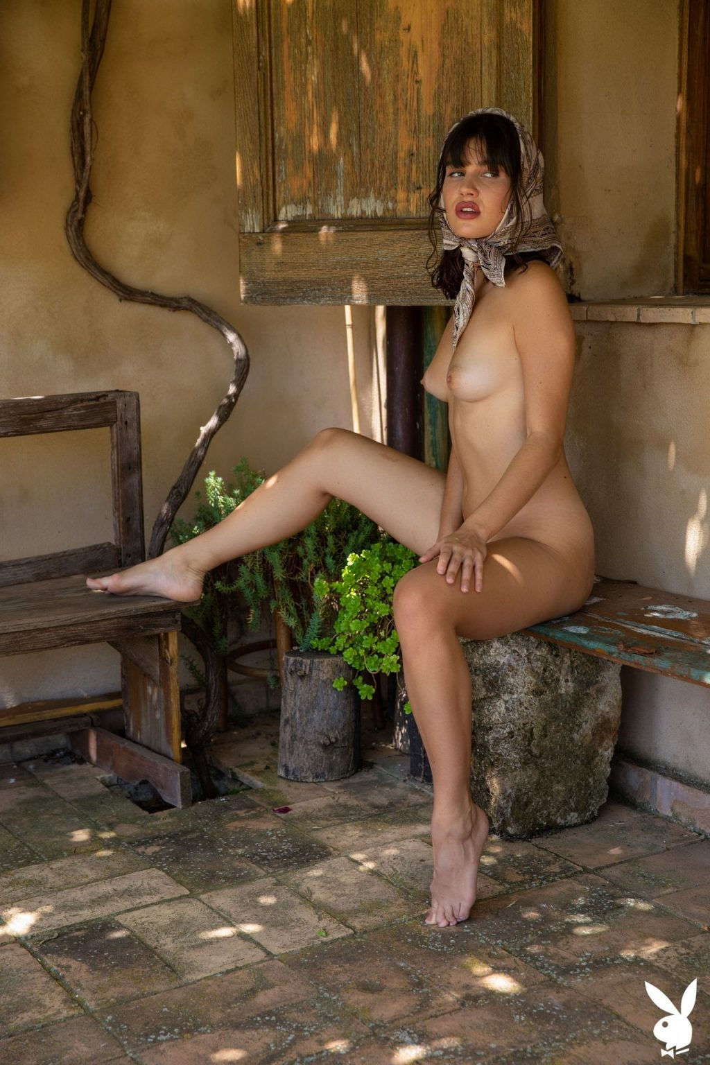 Laura Devushcat Nude – Countryside Escape (34 Photos + GIFs & Video)
