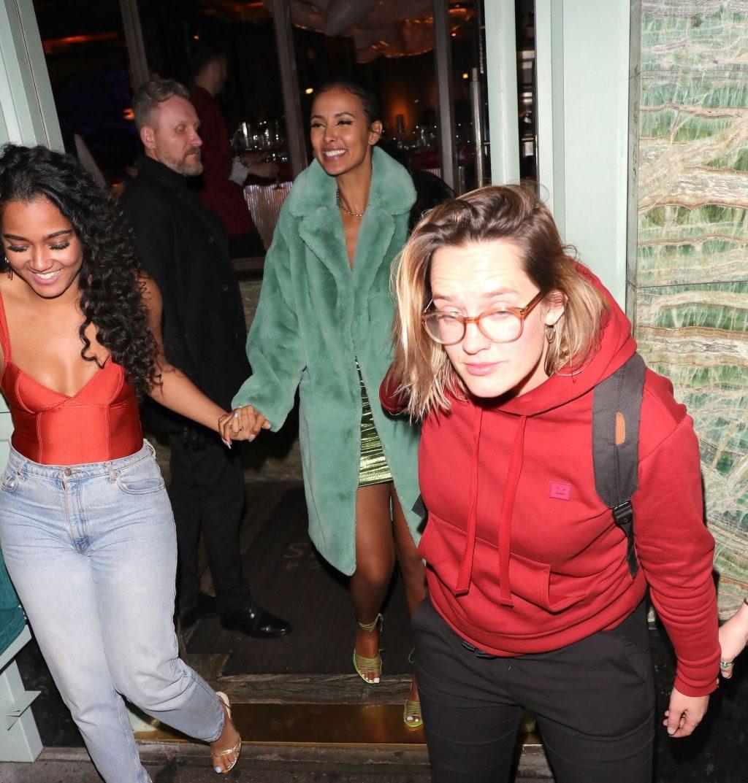 Maya Jama Sexy (90 Photos)