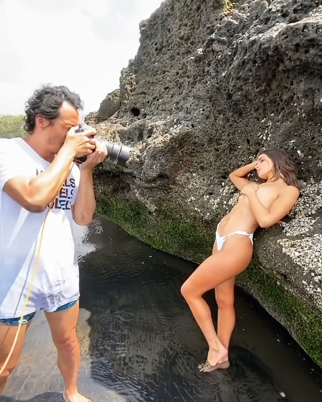 Olivia Culpo Topless (13 Pics + Video)