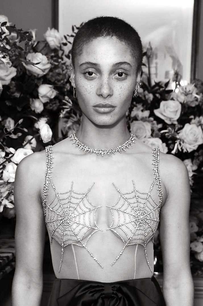 Adwoa Aboah See Through (11 Photos)