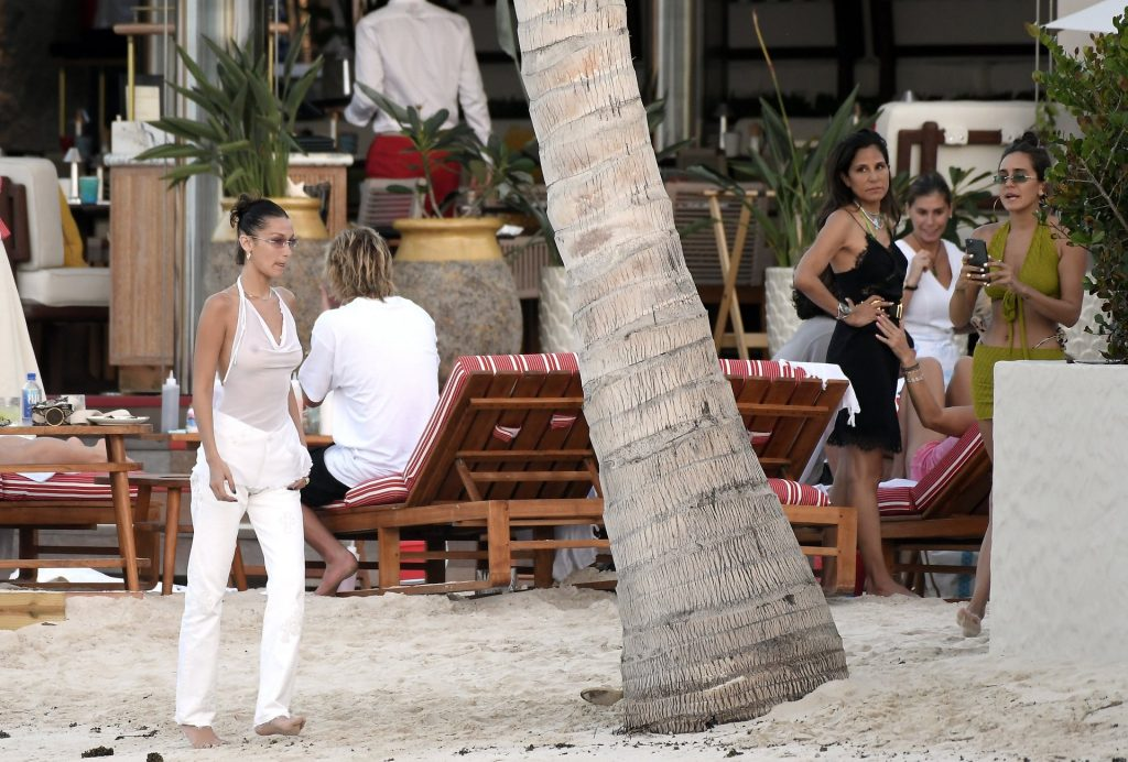 Bella Hadid See Through (21 Hot Photos)