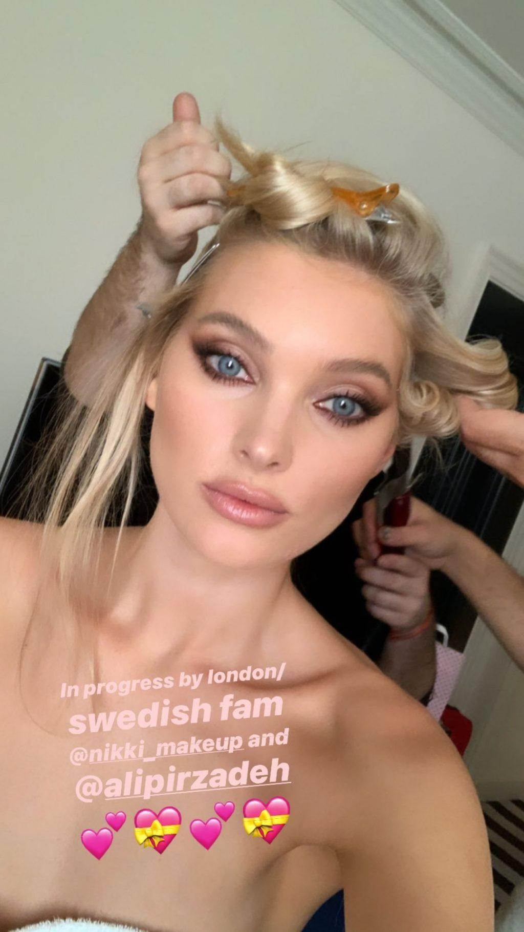 Elsa Hosk Sexy (10 New Photos)