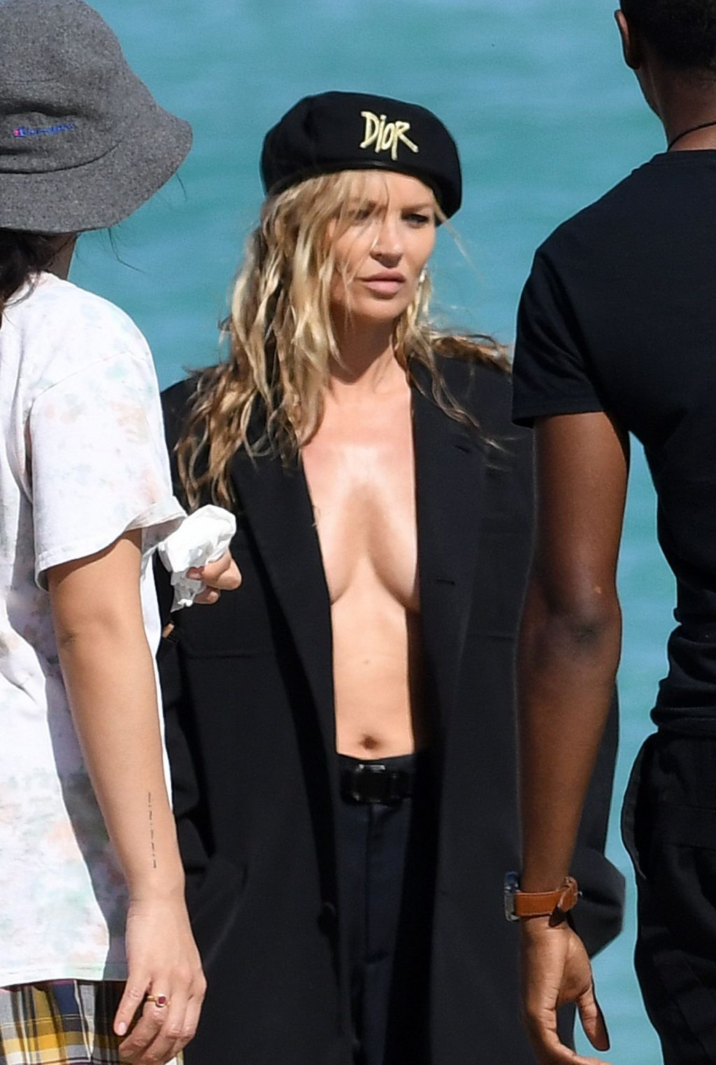 Kate Moss Sexy & Topless (39 Photos)