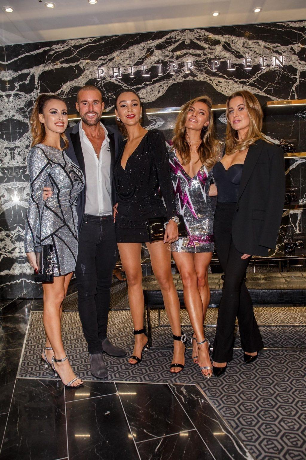 Sophia Thomalla, Verona Pooth, Charlotte Wurdig Sexy (27 Photos)