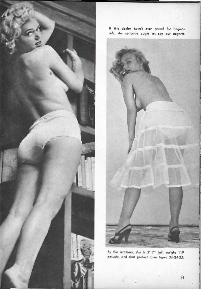 Yvette Vickers Nude (29 Photos)