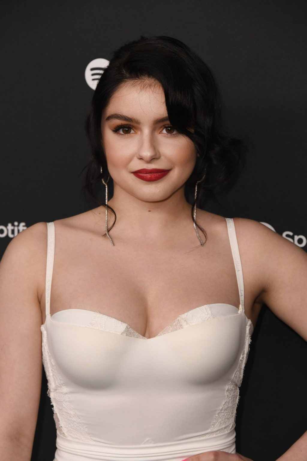 Ariel Winter Shows Her Cleavage at the Best New Artist Party (26 Photos)
