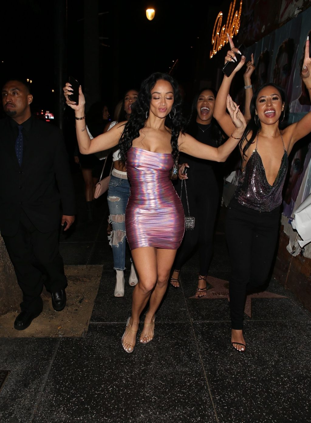 Draya Michele Looks Stunning As She Celebrates Her Birthday (66 Photos)