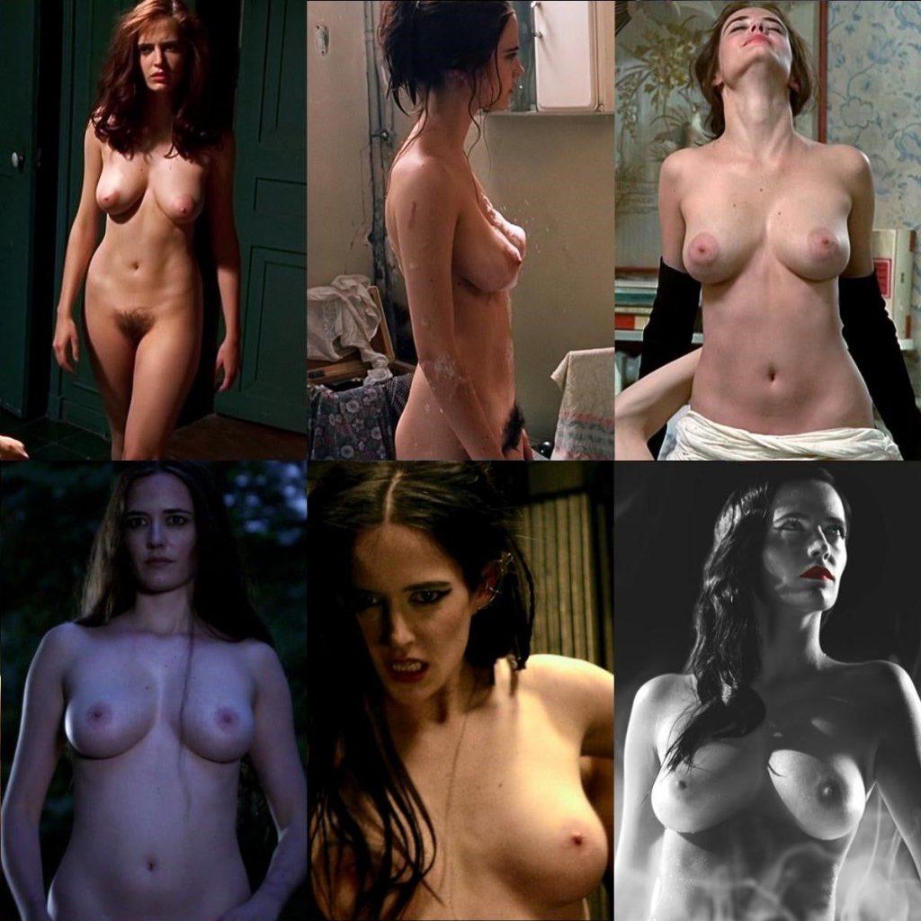 Poll: Eva Green's Nude Boobs
