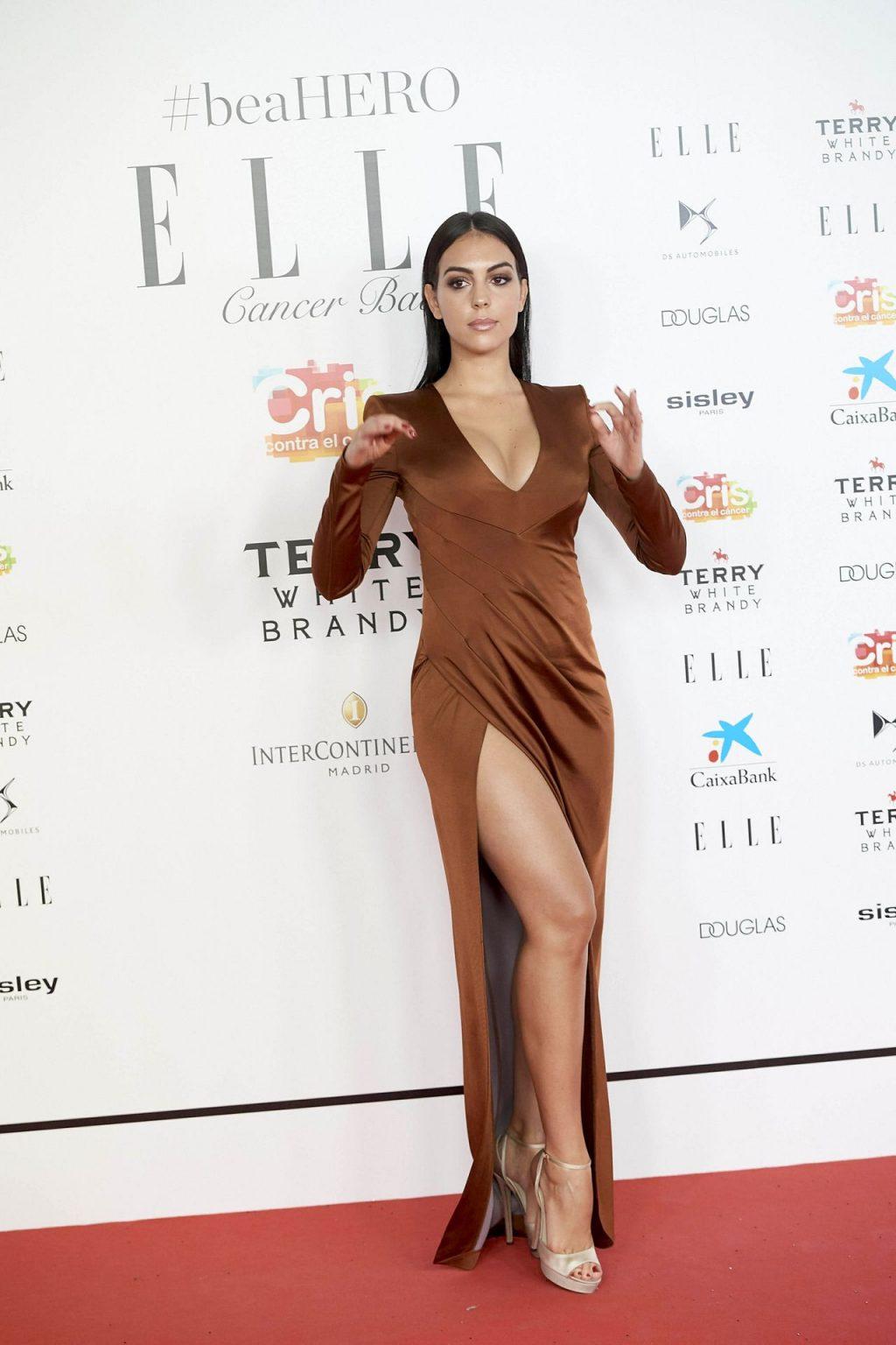 Georgina Rodriguez Sexy (107 Photos)