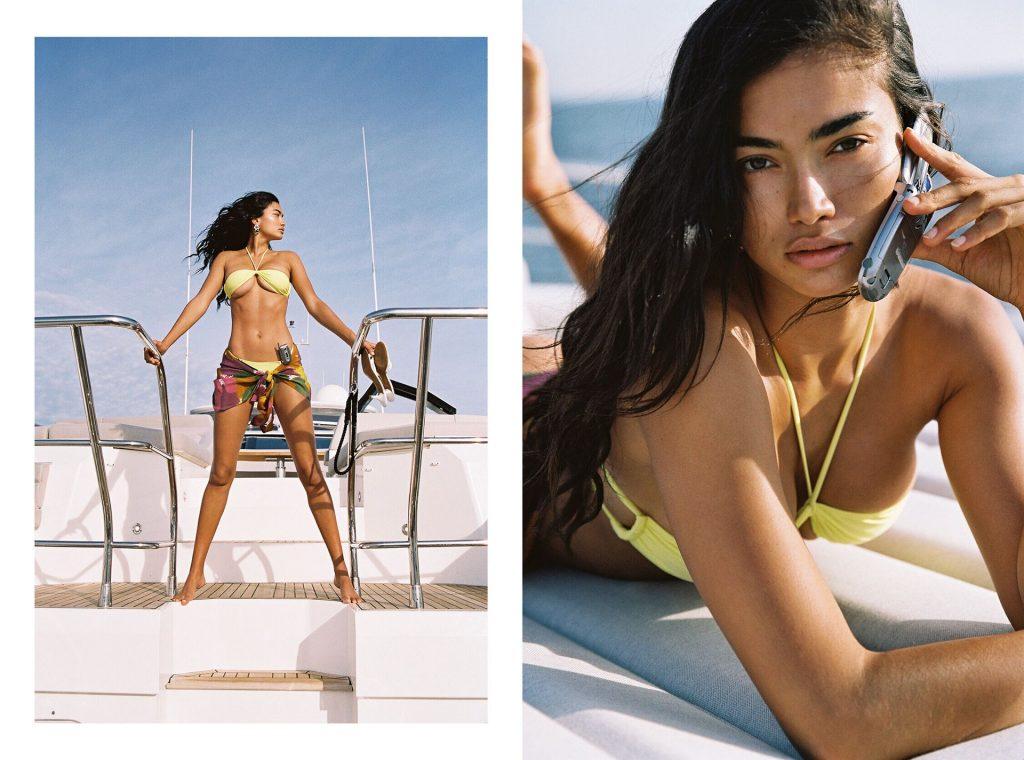 Kelly Gale's Hot Pics for Bamba Swim (76 Photos)