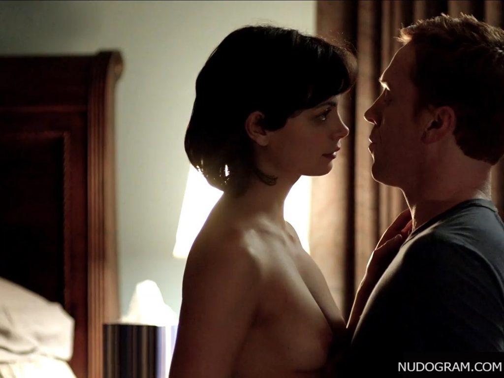 Morena Baccarin Nude Compilation – Homeland (6 Pics + GIF & Video)