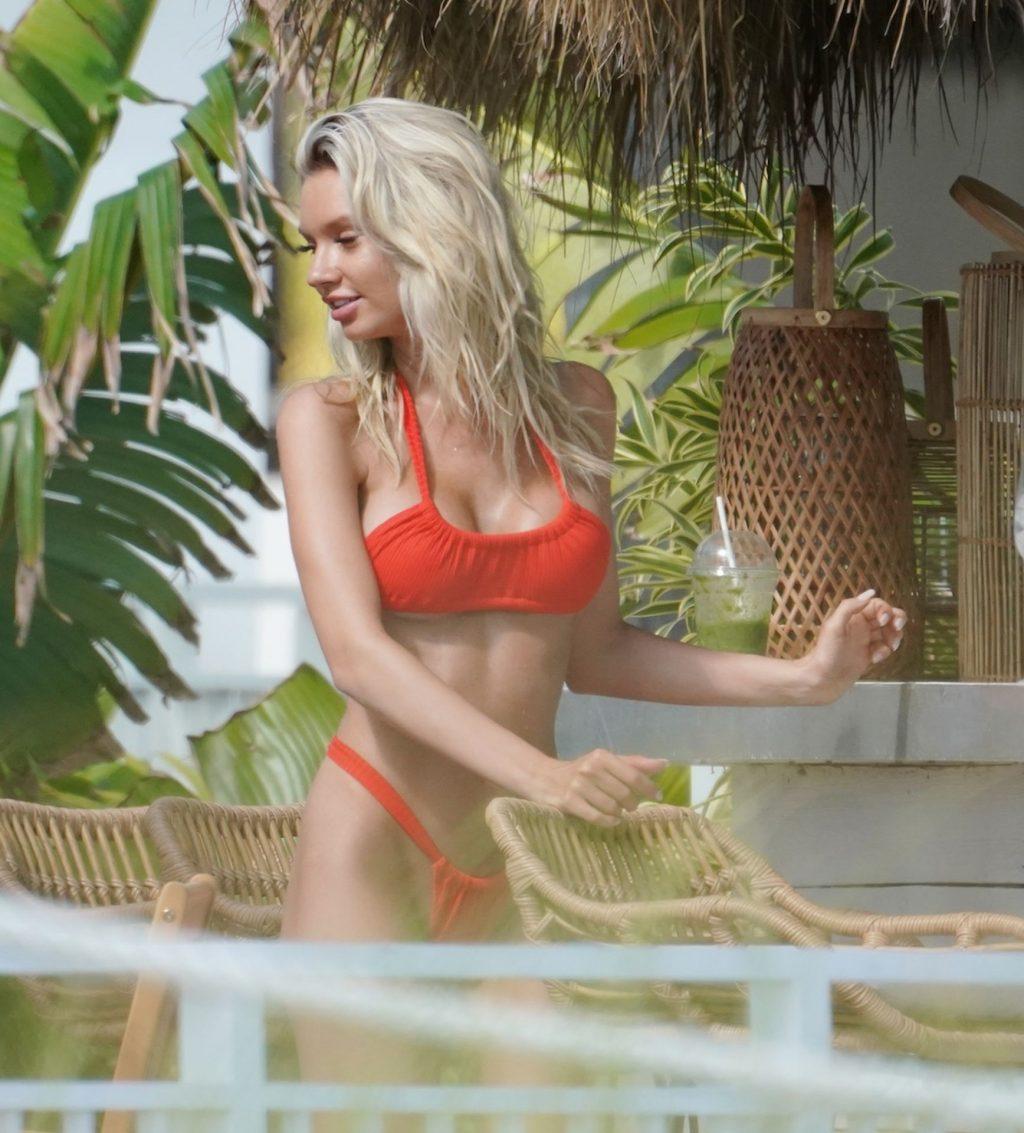 Alexa Collins Looks Hot at a Bikini Photoshoot in Miami Beach (26 Photos)