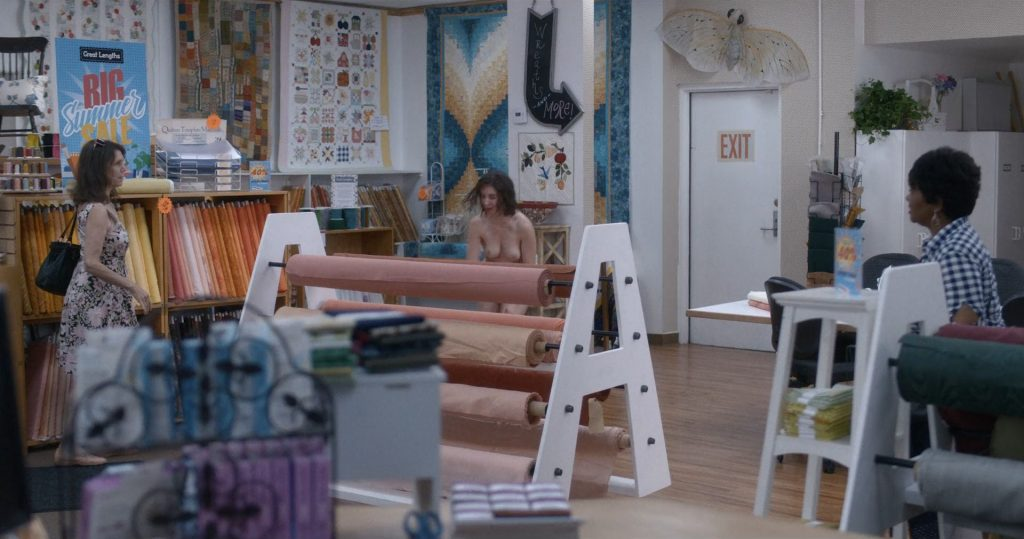 Alison Brie Nude – Horse Girl (25 Pics + GIF & Video)