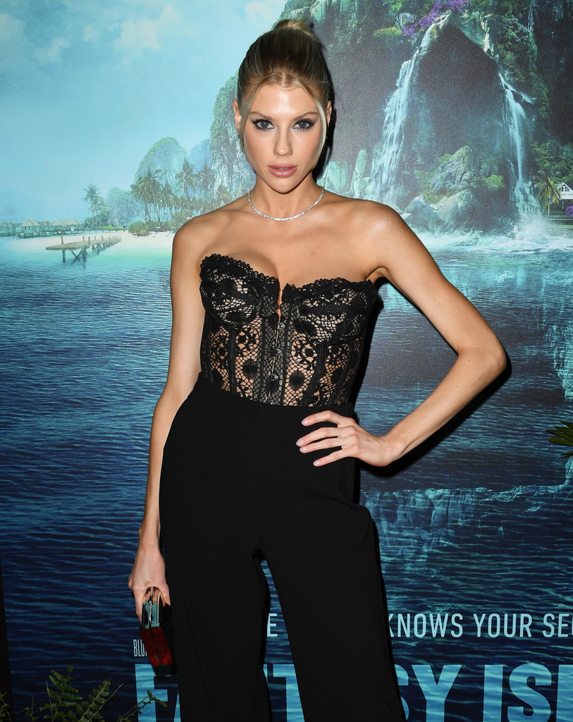 Charlotte McKinney Stuns on the Red Carpet at the Premiere of Fantasy Island (25 Photos + Video)