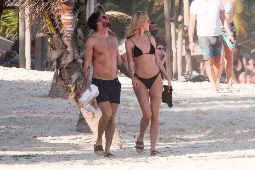 Hannah Cooper & Joel Dommett Enjoy a Day in Mexico (23 Photos)