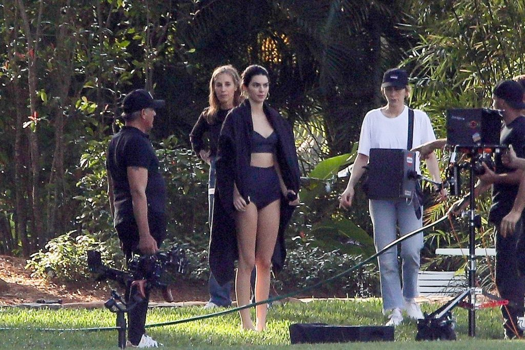 Kendall Jenner Poses in a New Photoshoot in Miami (166 Photos)