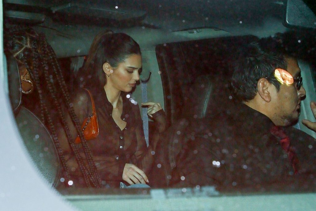 Kendall Jenner Heads to Ben Simmons' Basketball Game in Miami (49 Photos)
