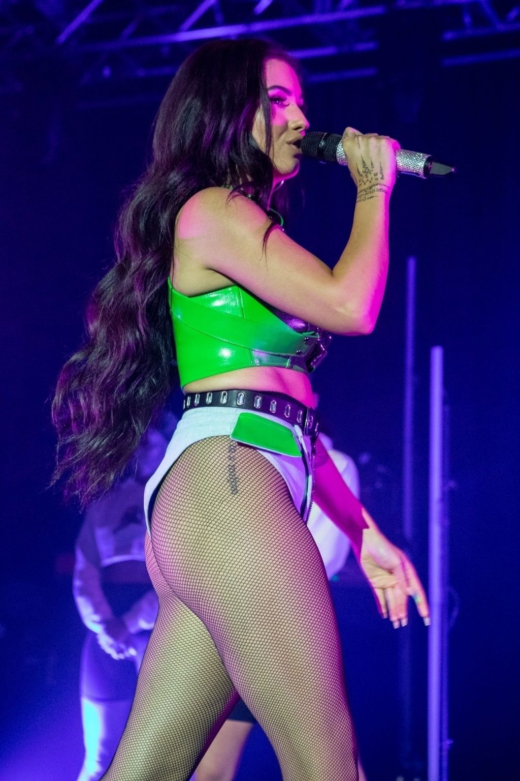 Mabel Puts on a Sexy Show in Birmingham (39 Photos)