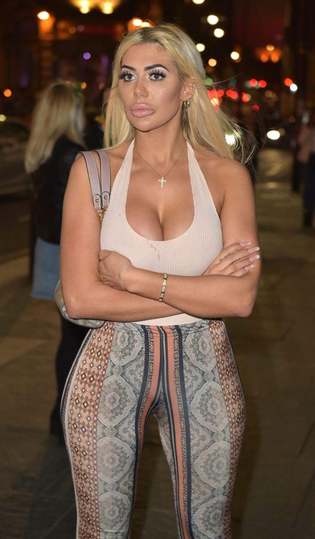 Chloe Ferry Hits the Toon with her Mum (58 Photos)