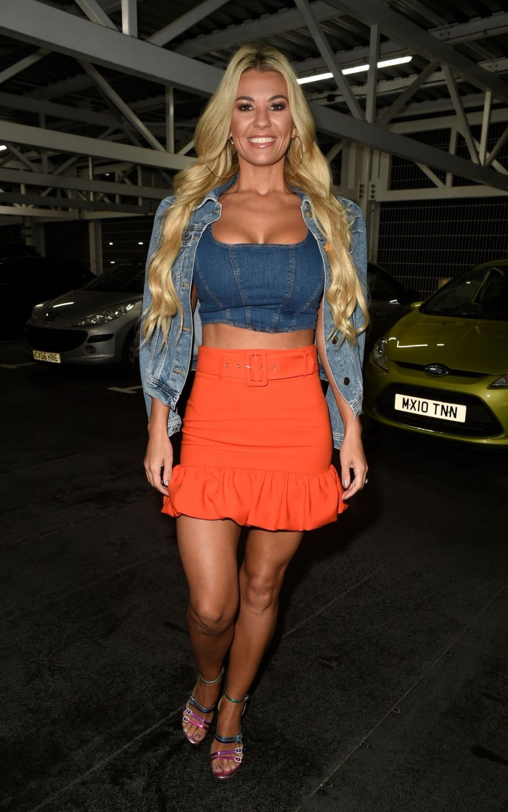 Christine McGuinness Pictured Leaving Kisstory The Blast Off Tour in Liverpool (48 Photos)